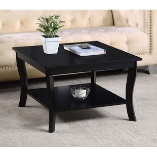 Black Square Coffee Tables You Ll Love In 2021 Wayfair