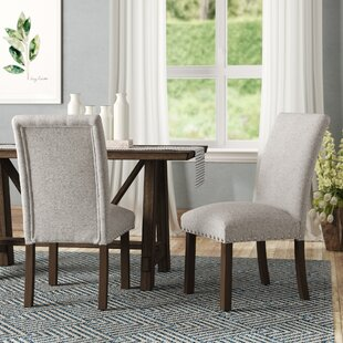 Where buy  Avers Side Chair (Set of 2) by Gracie Oaks Reviews (2019) & Buyer's Guide