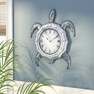 Sourabh The Turtle Wall Clock