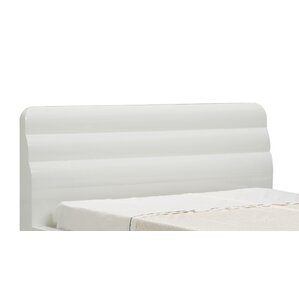 Liquido Upholstered Panel Bed by White..