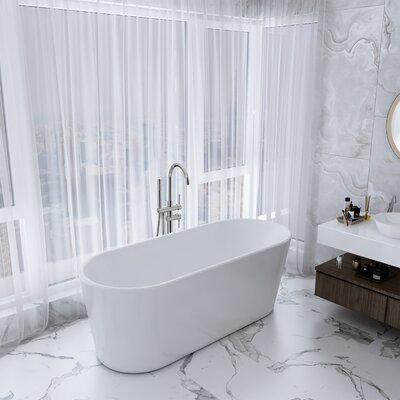 Wataen Freestandind soaking tub Tub   Item# 10533