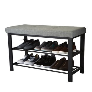 Kolten Entryway Upholstered Storage Bench by Winston Porter