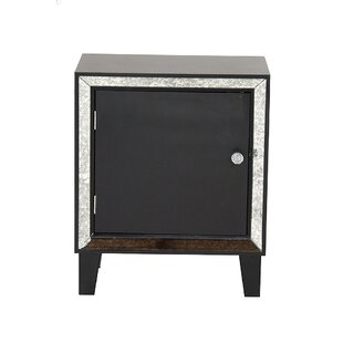 Monterrey 1 Door Accent Cabinet by House of Hampton