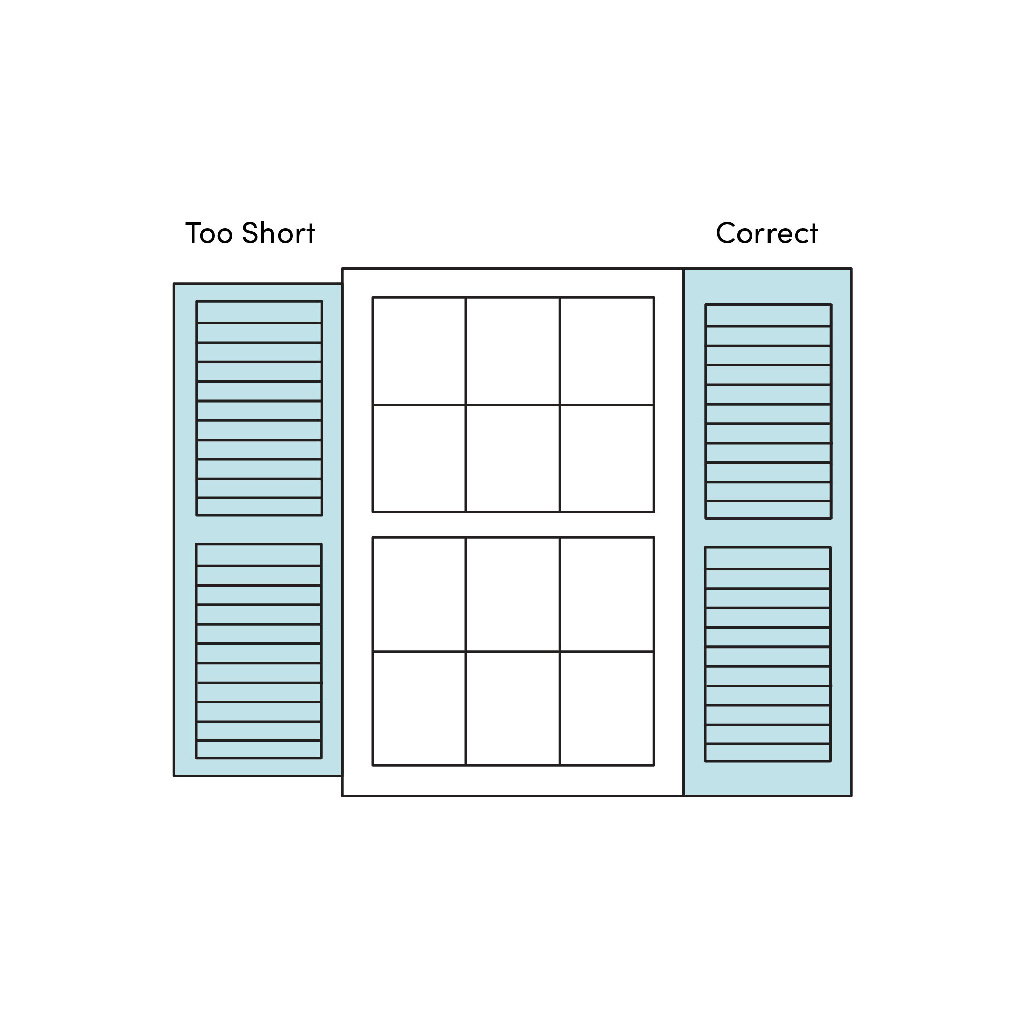 Shutters By Design Pine Primed Bermuda Bahama Shutter Single Wayfair