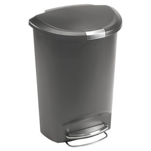 Kitchen Trash Cans You\'ll Love | Wayfair