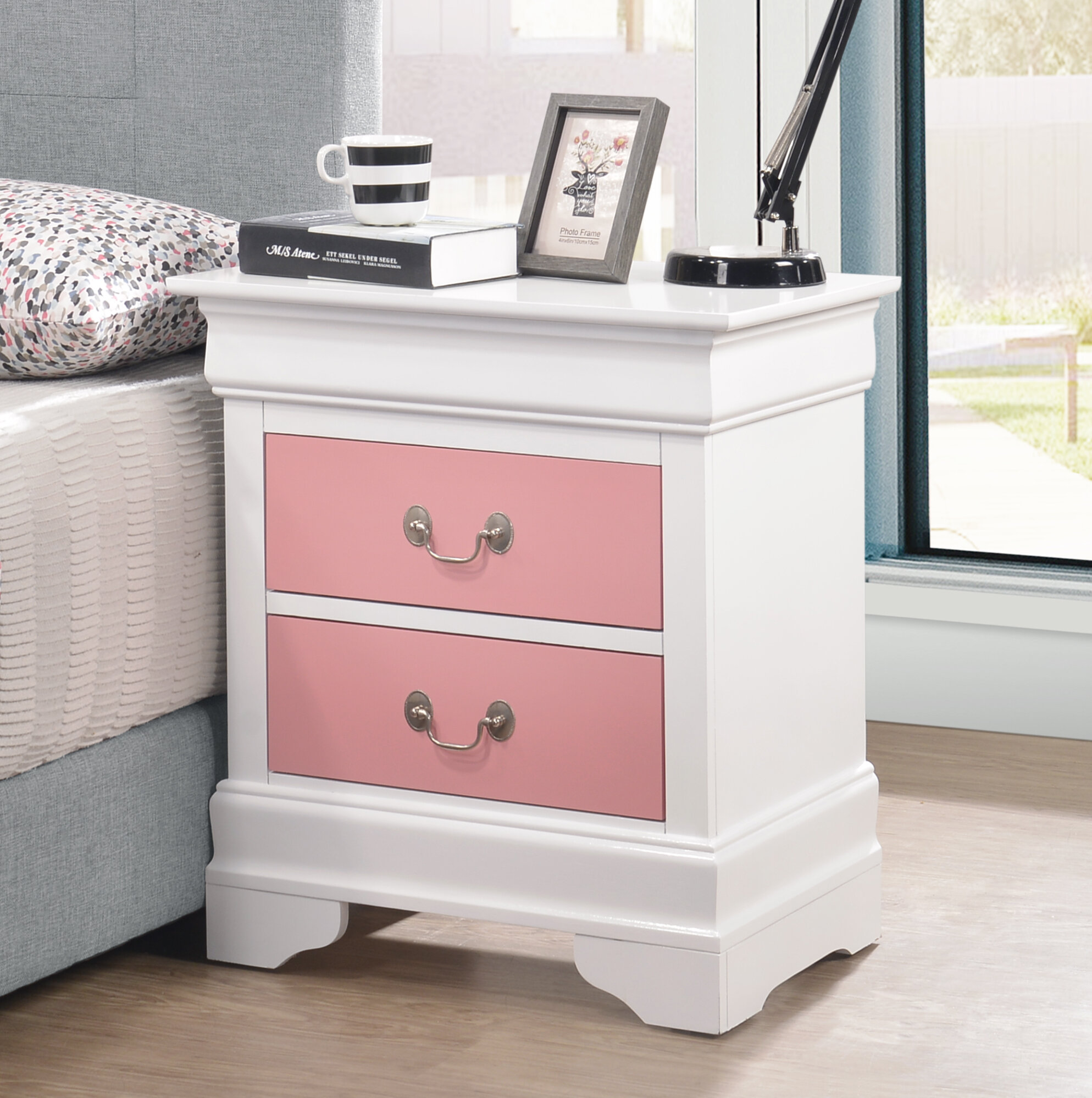 Pink Nightstands You Ll Love In 2021 Wayfair