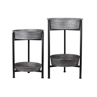 Gussie Round 2 Piece Nesting Tables