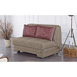 Affordable Elpaso Convertible Sofa by Beyan Signature Reviews (2019) & Buyer's Guide