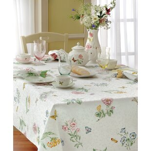 Charmant Butterfly Meadow Tablecloth