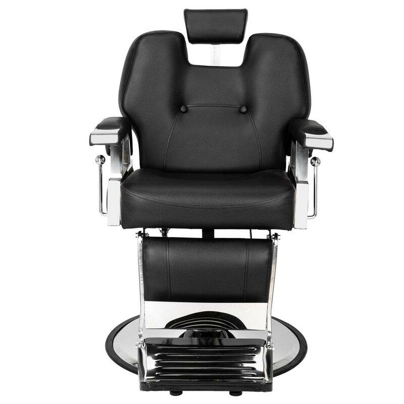 Orren Ellis Hydraulic Salon Barber Massage Chair Wayfair Ca