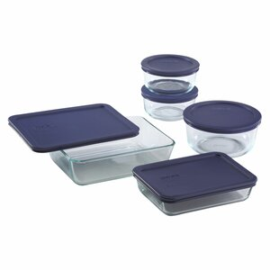Simply Store 5 Container Food Storage Set