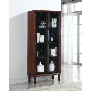 Lenora Curio Cabinet by Darby Home Co