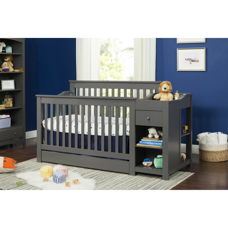 Davinci Piedmont 4 In 1 Crib And Changer Combo Reviews Wayfair