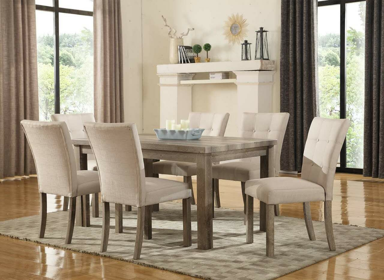 Ultimate Accents Urban 7 Piece Dining