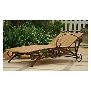 Stapleton Outdoor Chaise Lounge