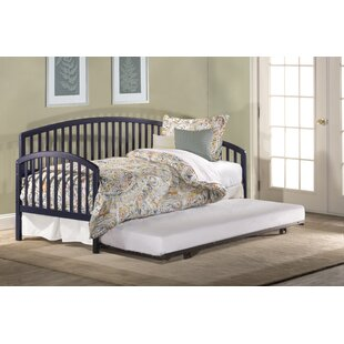 Bargain Coughlan Twin Daybed with Trundle by Red Barrel Studio Reviews (2019) & Buyer's Guide