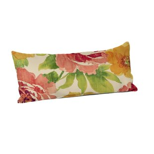 Farleigh Hungerford Primrose Indoor/Outdoor Lumbar Pillow