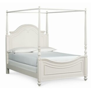 Charlotte Canopy Bed By LC Kids