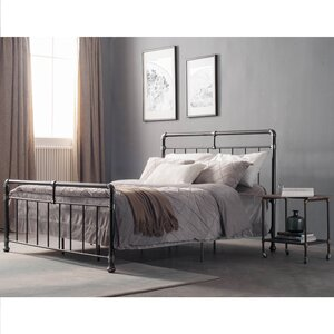 Carmelia Panel Bed
