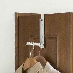 & Over The Door Coat Racks u0026 Umbrella Stands Youu0027ll Love | Wayfair pezcame.com