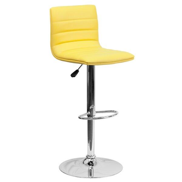 Pleasing Mustard Bar Stools Wayfair Dailytribune Chair Design For Home Dailytribuneorg