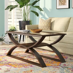 Savings Kanice Coffee Table by World Menagerie Reviews (2019) & Buyer's Guide