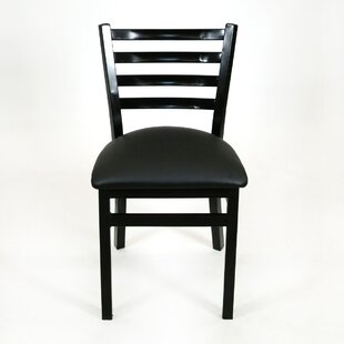 Hinnenkamp Ladder Back Dining Chair by Latitude Run
