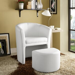 White Accent Chairs You\'ll Love | Wayfair