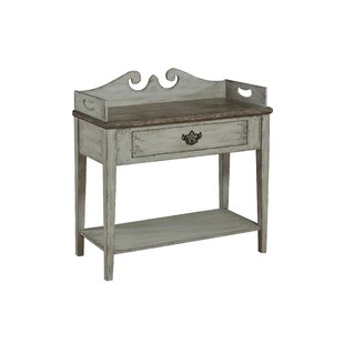 Wetzel Weathered Console Table by One Allium Way