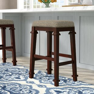 Greenleaf Bar Stool by Charlton Home Today Sale Only