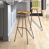Coova Solid Wood 30 Bar Stool (Set of 2)