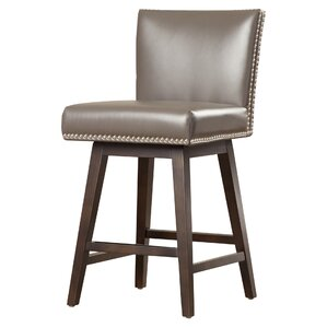 5West Vintage 26'' Swivel Bar Stool by Sunpan Modern