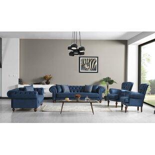 Callis 2 Piece Living Room Set by Canora Grey