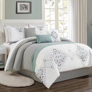 Darling Embroidery Comforter Set