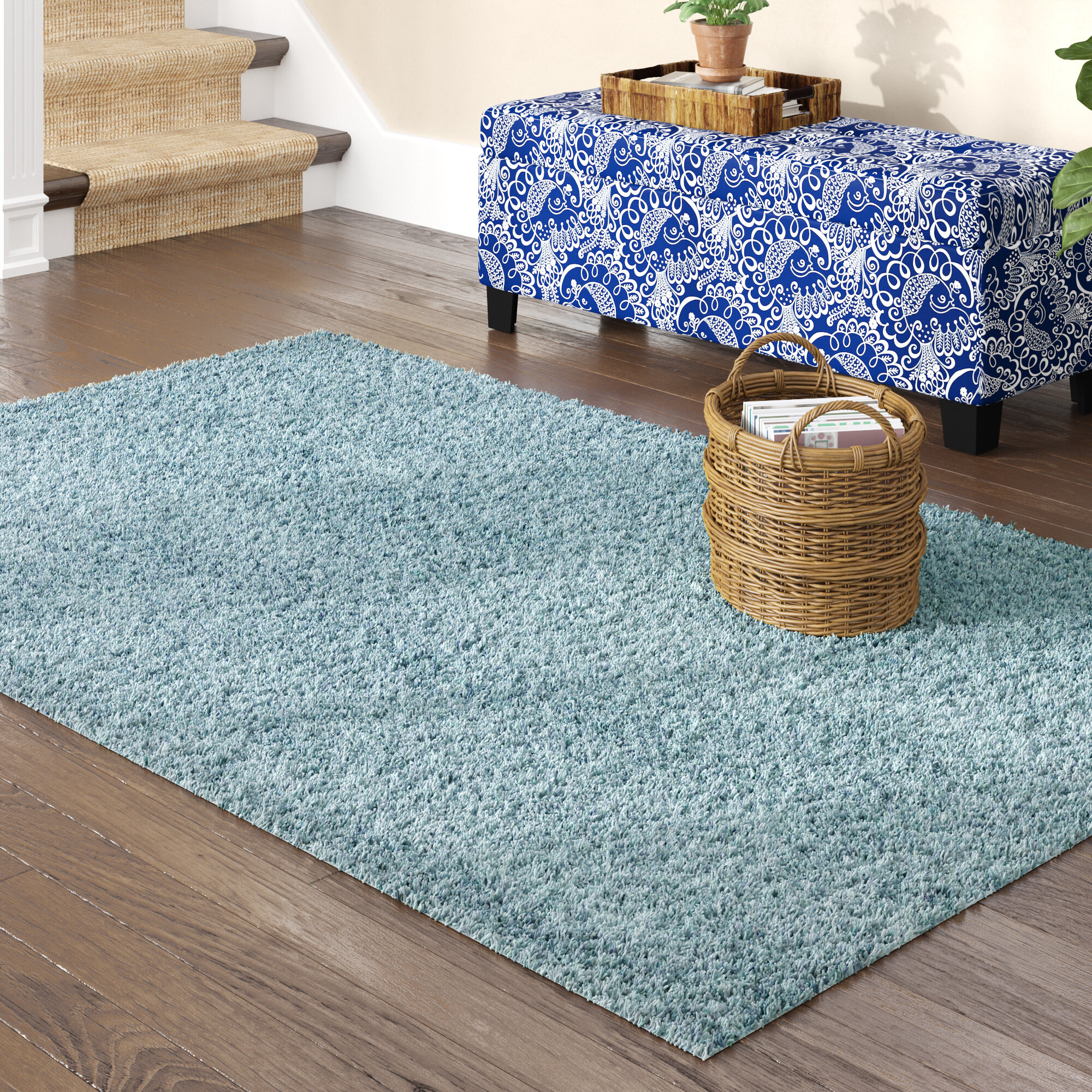 blue bathroom unique awesome rugs light sets of rug post new walmart