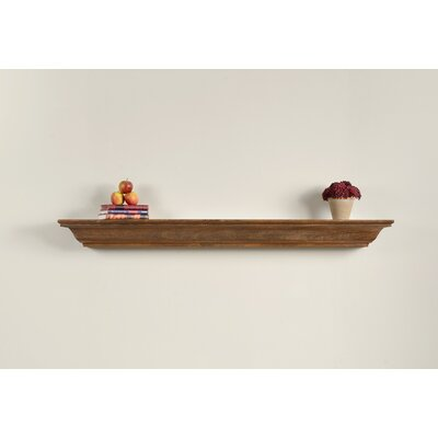 Barrow Fireplace Mantel Shelf Charlton Home