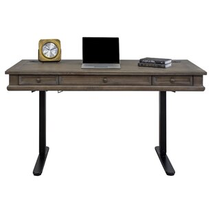 Larissa Solid Wood Writing Desk