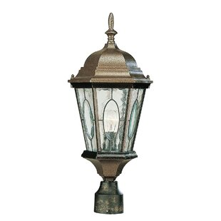 Searching for Hensen 1-Light Outdoor Lantern Head By Alcott Hill