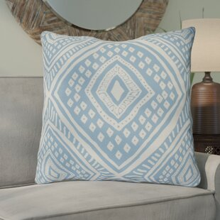 Hieu Square Throw Pillow