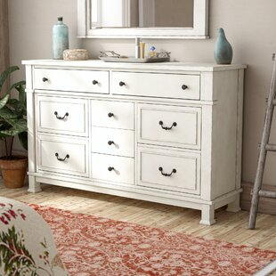 Derwent 9 Drawer Dresser