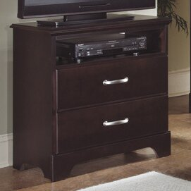 Signature 2 Drawer Media Chest by Carolina Furniture Works, Inc. #2