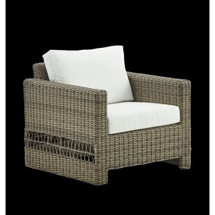 Carrie Patio Chair with Cushions