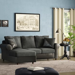 Affordable Price Millersburg Sectional by Red Barrel Studio Reviews (2019) & Buyer's Guide