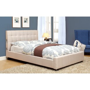 Best Reviews Hillsville Upholstered Platform Bed by Brayden Studio Reviews (2019) & Buyer's Guide
