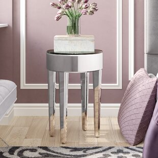 Shopping for Curry Mirrored End Table By Willa Arlo Interiors