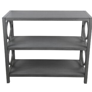 Mcgeorge 3 Tier Console Table