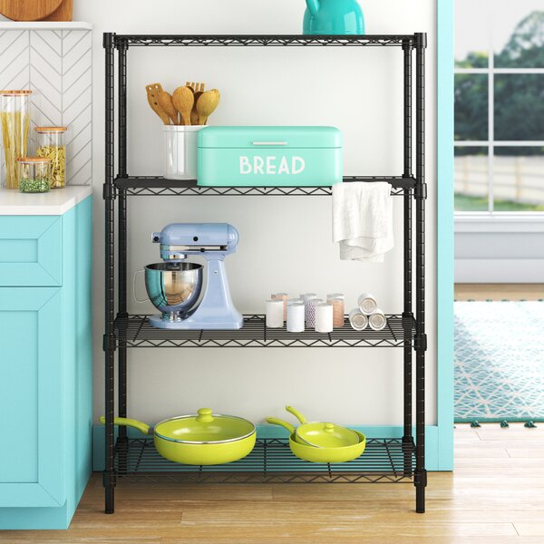 Decorative Metal Shelf Wayfair