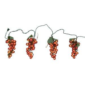 6 ft. Grape String Lights