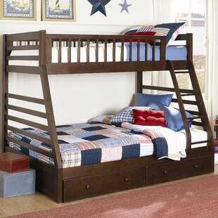Asine Bunk Bed with Drawers