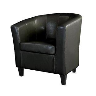Bargain Cummingham Barrel Chair by Red Barrel Studio Reviews (2019) & Buyer's Guide